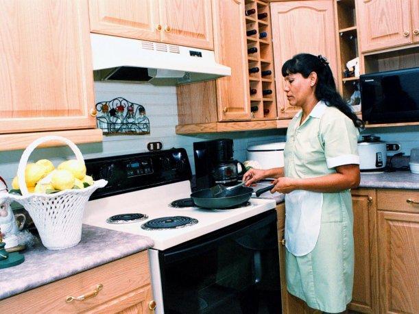 Resultado de imagen para empleadas domesticas